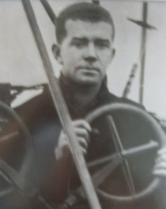Commander Theodore G. Ellyson, USN