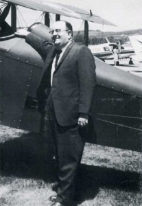 Sidney L. Shannon, Jr., founded the Shannon Air Museum at the Shannon Airport in Fredericksburg, Virginia