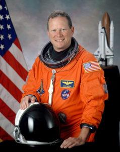 NASA Astronaut David M. Brown