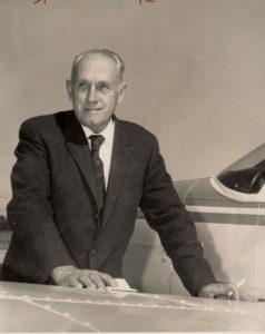 """Noel C. """"Pappy"""" Ellis"""