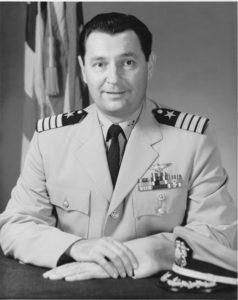 Capt. Walter E. Ohlrich, Jr., USN (Ret.)
