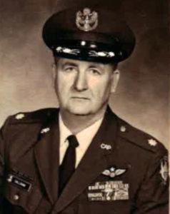 Colonel Floyd Callihan