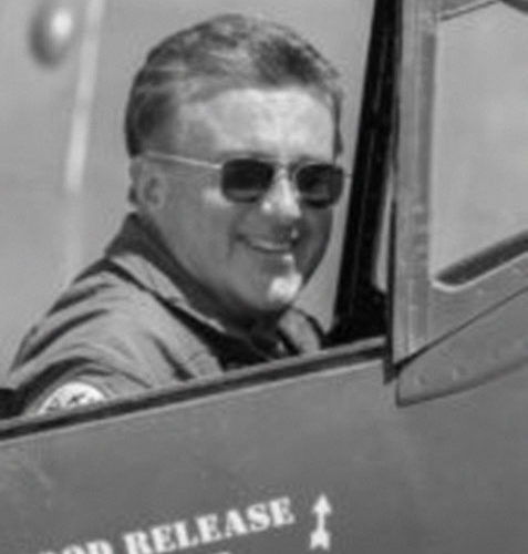 "Congratulations, Virginia Aviation Hall of Fame Alumni, John ""Pappy"" Mazza"
