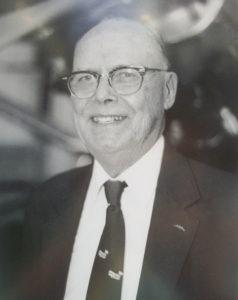 Judge William E. Spain