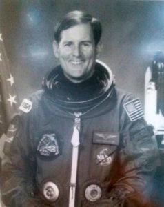 NASA Astronaut Kenneth S. Reightler, Jr