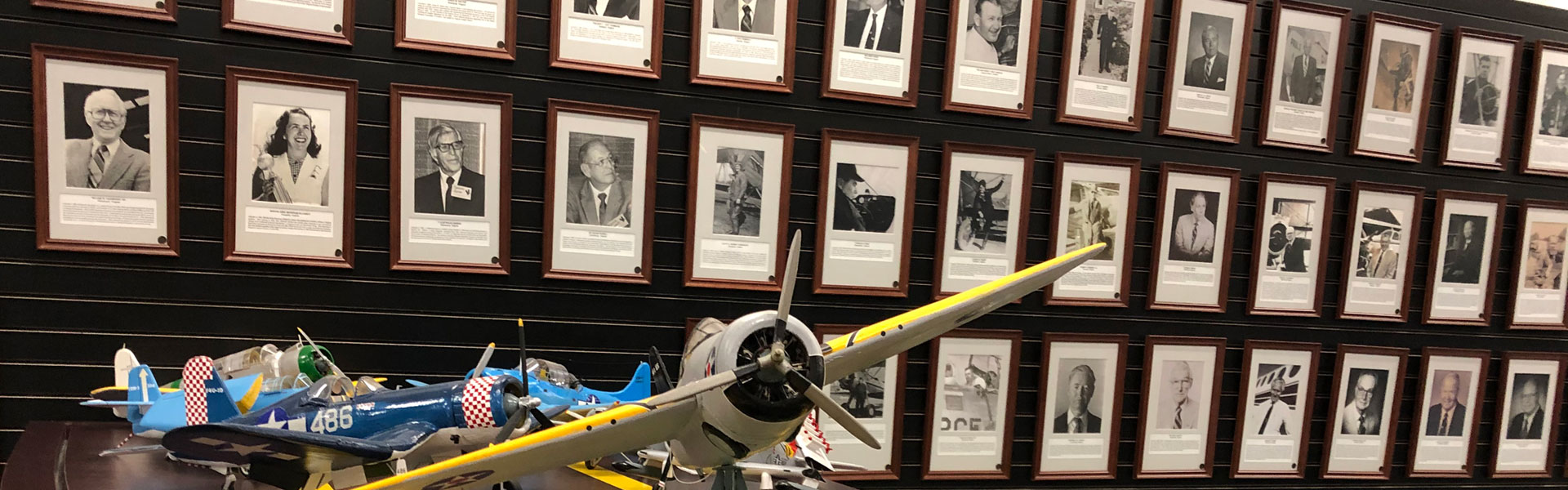 Virginia Aviation Hall of Fame at the Virginia Aviation Museum