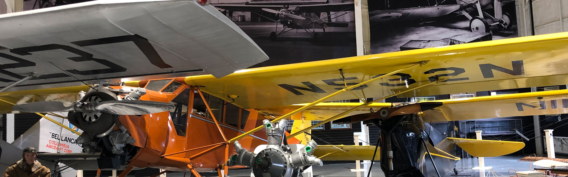 Virginia Aeronautical Historical Society Aviation Hall of Fame at the Shannon Air Museum