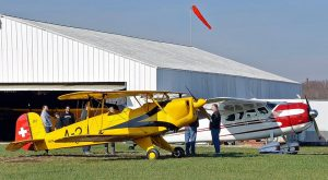 Massey Chili Fiesta Fly-In