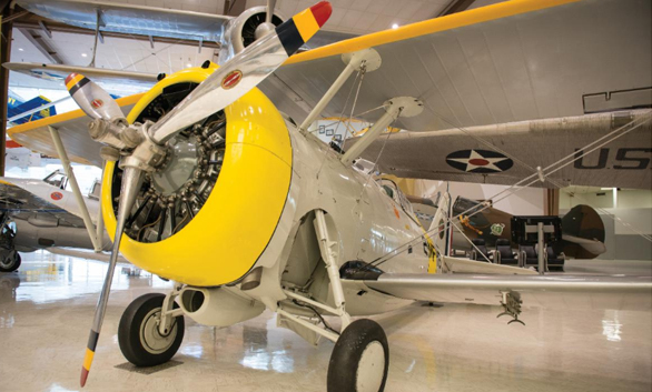 National Naval Aviation Museum Live Online