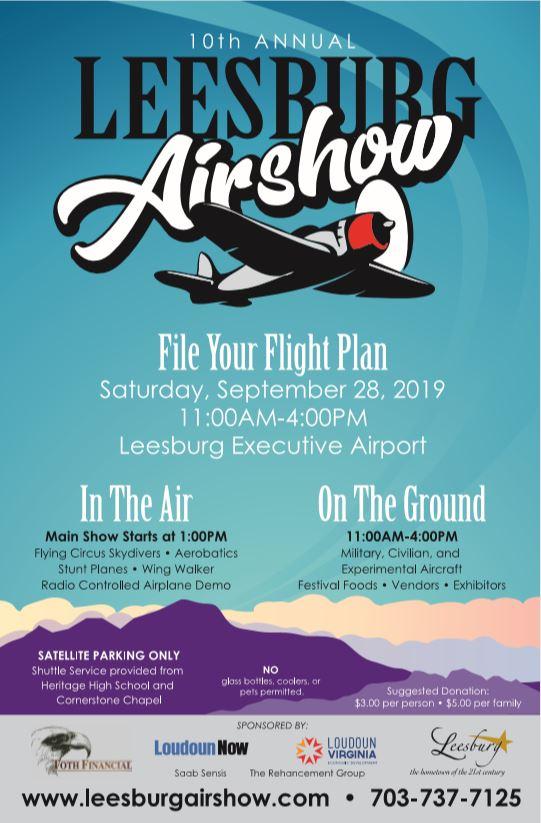 Leesburg Airshow 2020