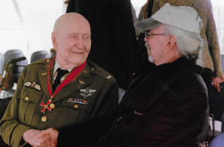 The Candy Bomber & The Berlin Airlift