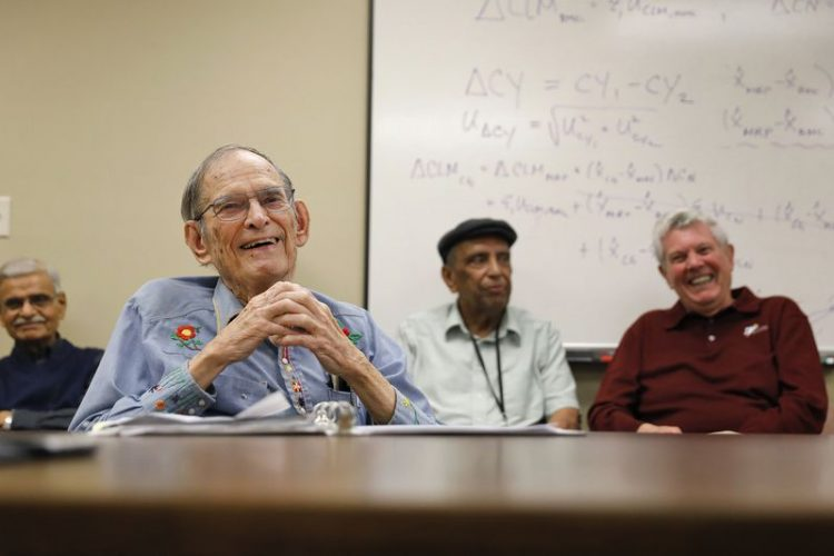 93-year-old inventor and former NASA Langley engineer recognized for developing weather hazard advisory technology for private pilots