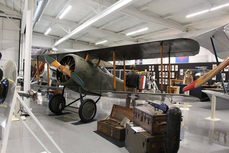SHANNON AIR MUSEUM WILL REOPEN THIS FRIDAY, JULY 24