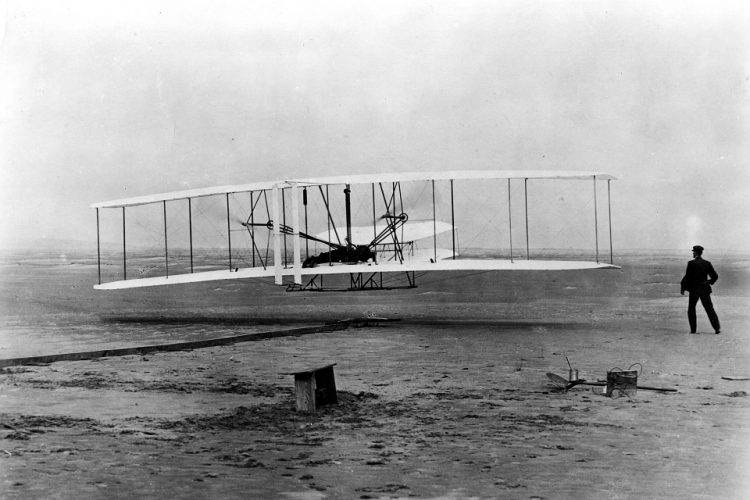 First Flight: The Wright Brothers at Kitty Hawk Webinar