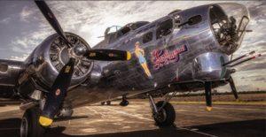 FLYING LEGENDS OF VICTORY TOUR - WARRENTON, VA (B-17)