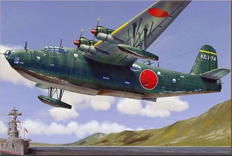 Emily and Catalina: Two Exotic Flying Boat Beauties of the Pacific War