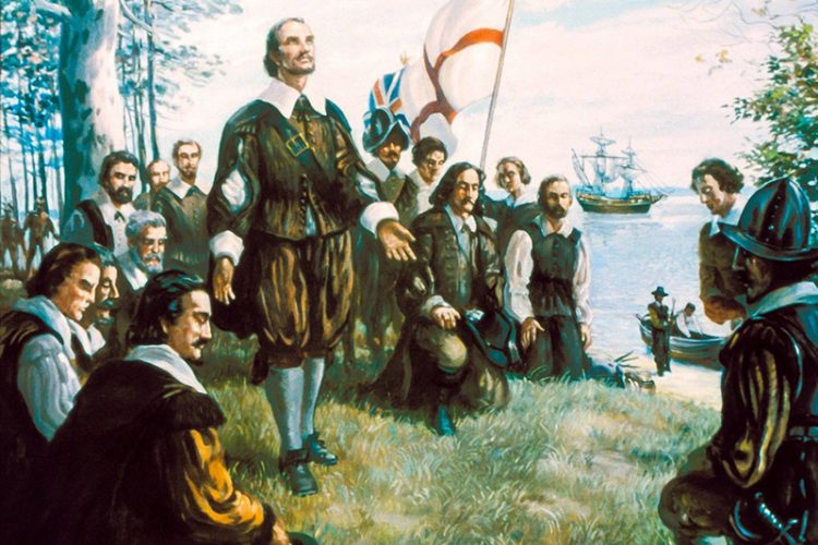 Virginia: The first Thanksgiving state?