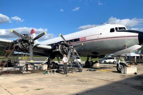 "Berlin Airlift Historical Foundation Fundraiser for the C-54 ""Spirit of Freedom"""