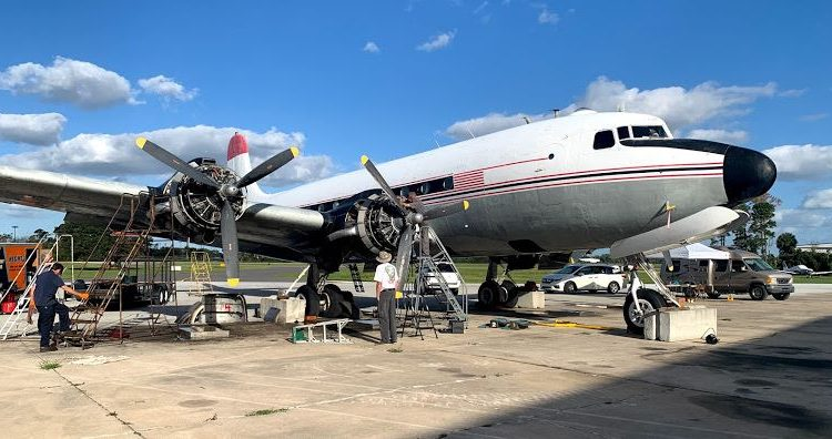 "Berlin Airlift Historical Foundation Fundraiser for the C-54 ""Spirit of Freedom"""