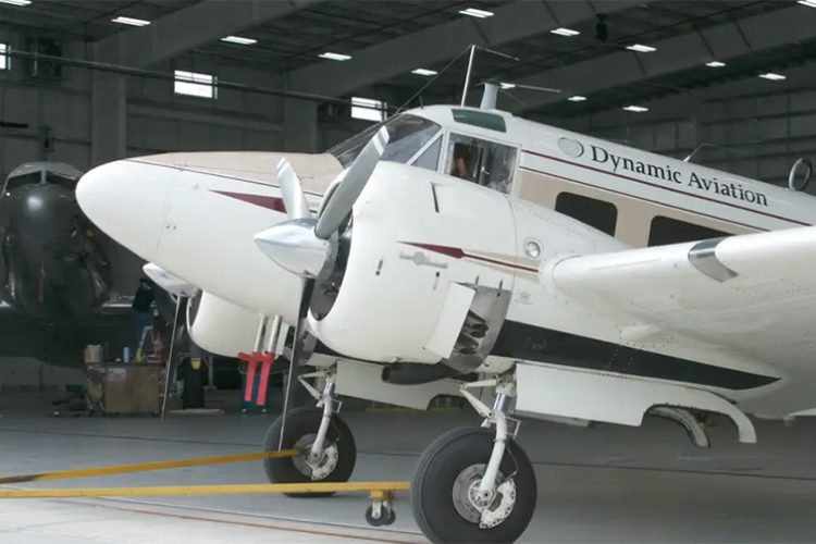 DYNAMIC AVIATION BEGINS SEARCH FOR AMELIA EARHART'S AIRCRAFT