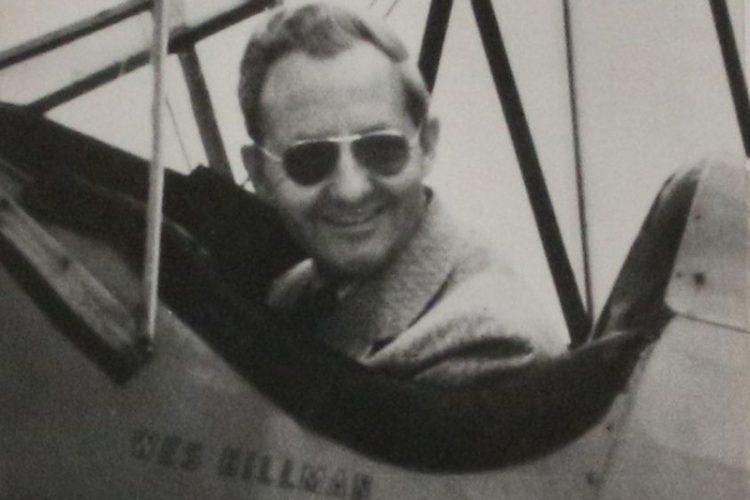 Virginia Aviation Hall of Fame Spotlight: Wesley V. Hillman
