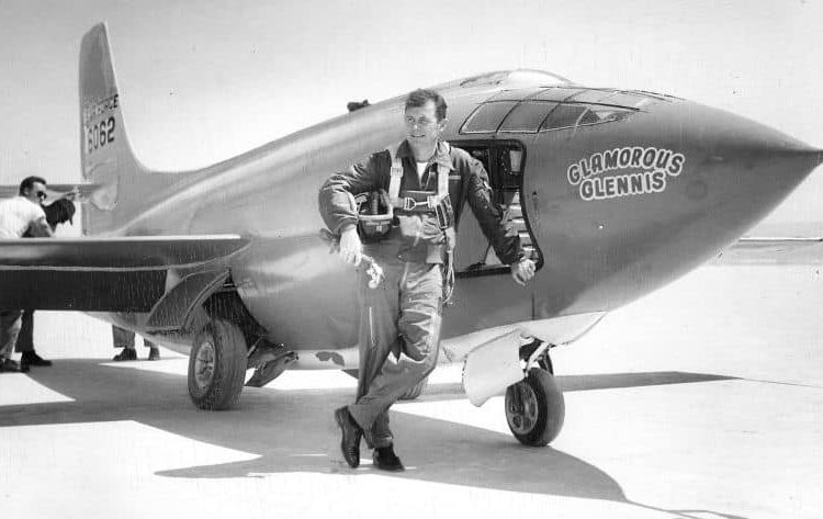 Books: Chuck Yeager
