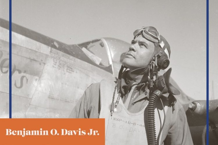 VAHF Spotlight: General Benjamin O. Davis Jr.