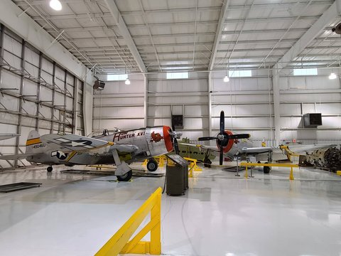 COMMEMORATIVE AIR FORCE DIXIE WING- ROLLS OUT A VIRTUAL ADVENTURES SERIES THAT INSPIRES, EDUCATES, AND HONORS AVIATION AND MILITARY HISTORY