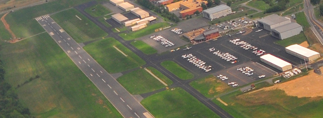 LEESBURG DEBATING CHANGES TO AIRPORT COMMISSION