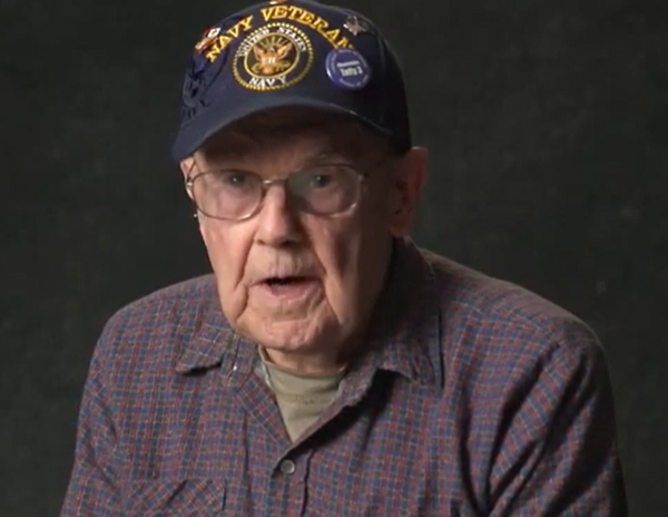 Oral History of Alfred White WWII – U.S. Navy