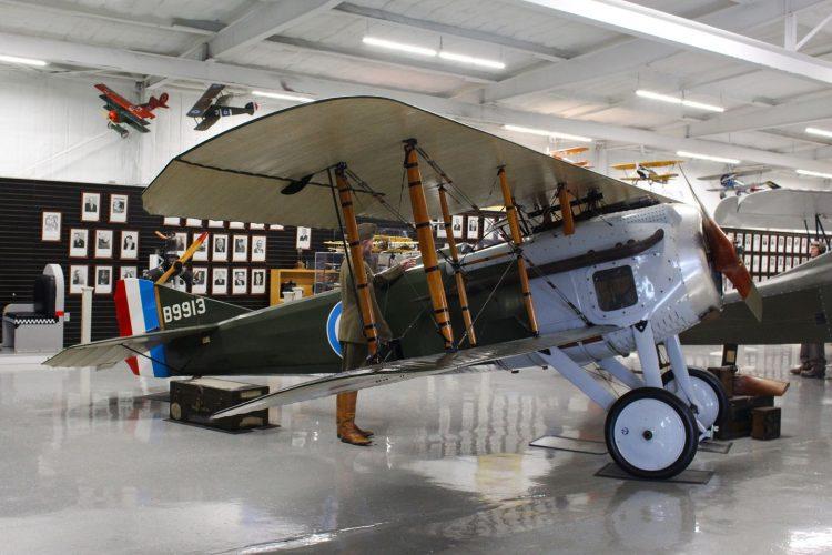 Spad VII – Shannon Air Museum Plane Spotlight