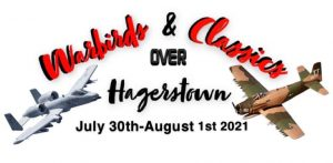 Warbirds & Classics Over Hagerstown
