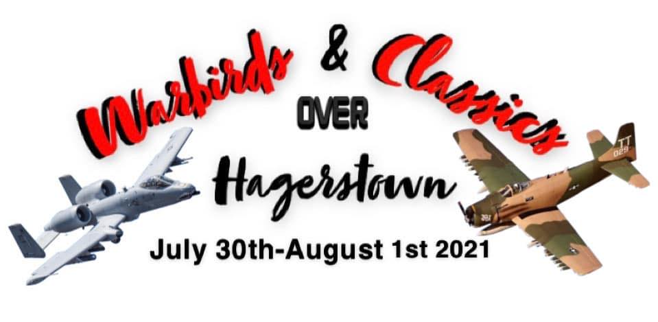 Warbirds & Classics Over Hagerstown