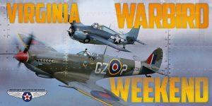 VIRGINIA WARBIRD WEEKEND JUNE 19 & 20; Copyright The Military Aviation Museum