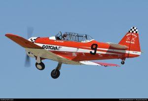 North American T-6/SNJ (photo credit: Bay Aviation)