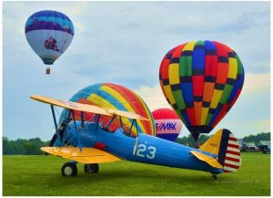 Balloon Festival and Barnstorming Airshow