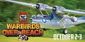 Virginia's largest all-warbird air show is back! Join us October 2 & 3, 2021 to see rare WWII and WWI-era aircraft in flight!